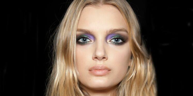 Vite ce look : le maquillage néon