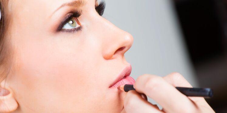 Crayon à lèvres, comment je l'applique ?