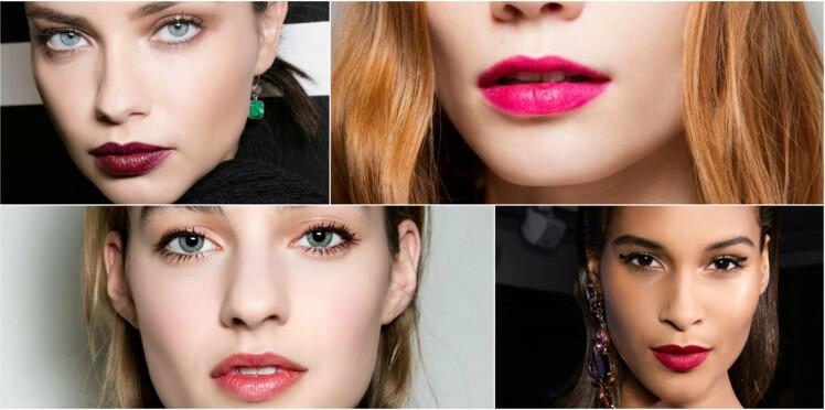 Rouge à lèvres : quelle couleur selon ma peau ?
