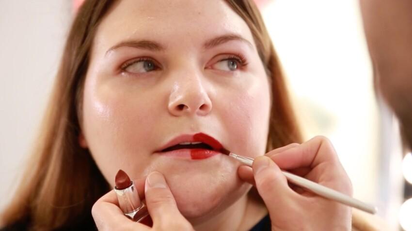 Maquillage anti-âge : donner du volume à des lèvres fines