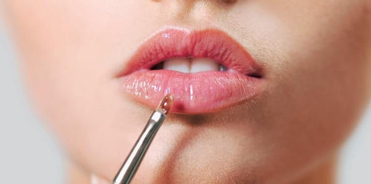 Maquillage des lèvres : nos astuces anti-âge
