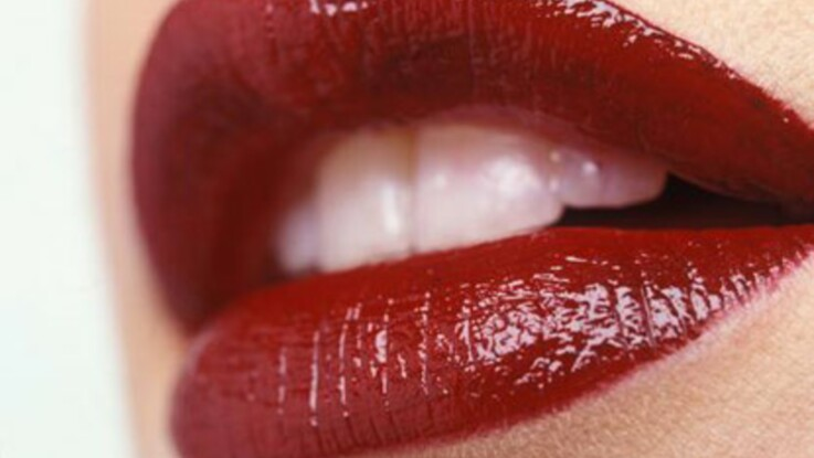 Vidéo : une bouche bien maquillée