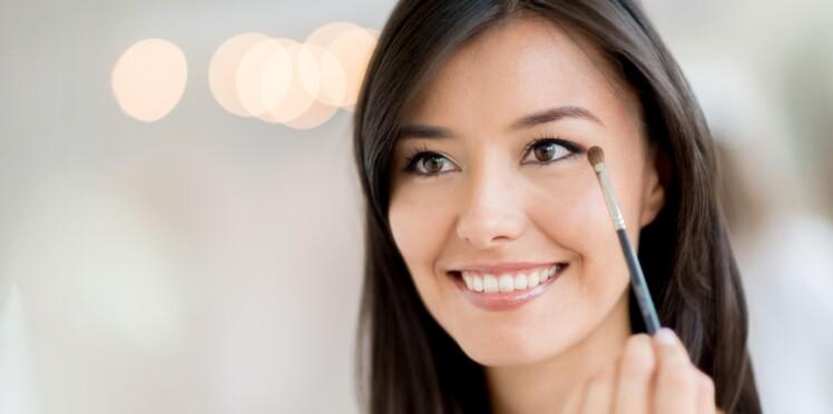 3 façons de détourner un fard à paupières métallisé