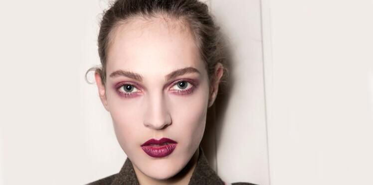 5 façons de porter le make-up violet