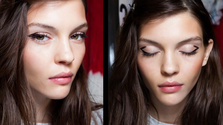 7 façons de porter l'eyeliner