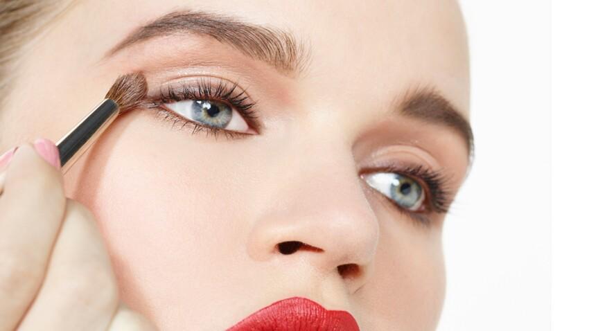 8 astuces make-up pour lifter une paupière tombante