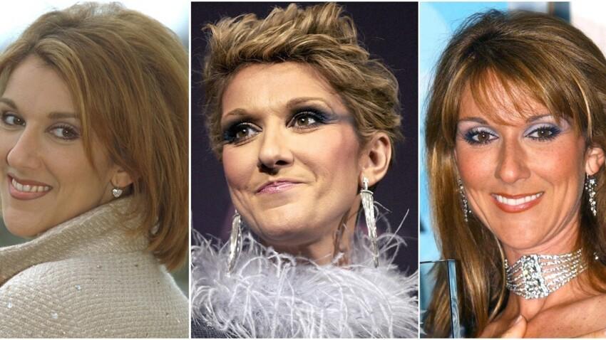 Céline Dion : ses 50 ans en 15 looks make-up