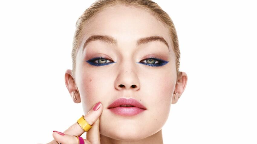 Eyeliner de couleur : le bon ton selon mes yeux