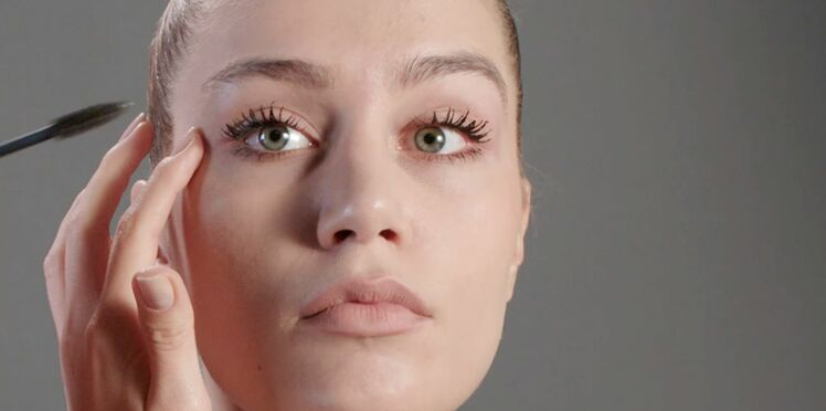 Tutoriel maquillage : les cils spectaculaires