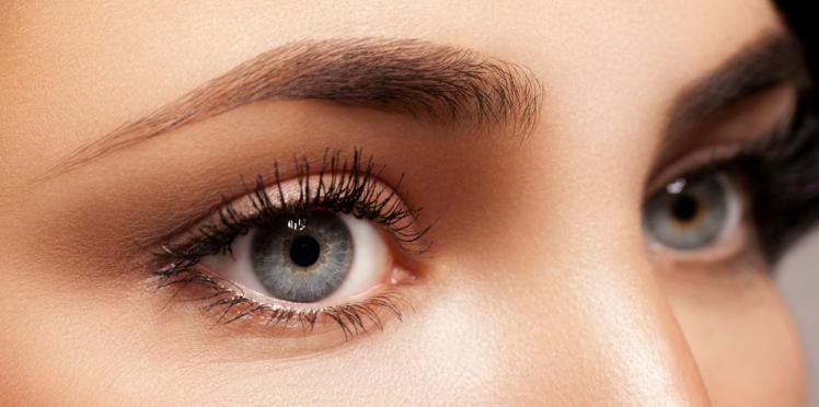 Comment maquiller des yeux ronds ?