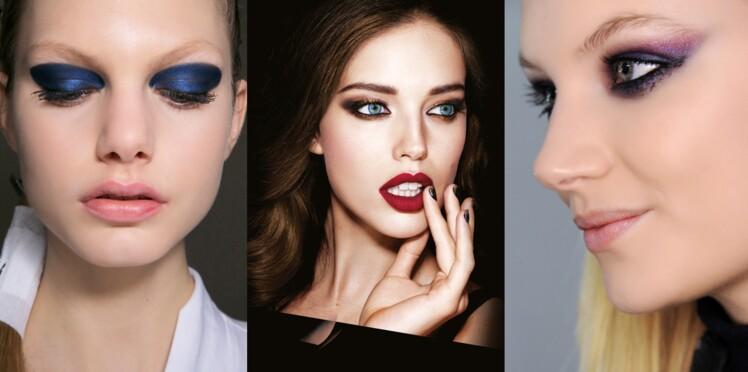 Maquillage d'automne : les couleurs incontournables de la saison