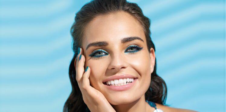 Quel make-up bleu pour mes yeux ?