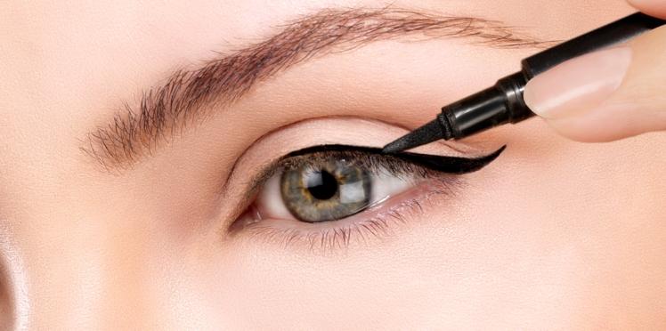 L'erreur make-up à éviter quand on fait un trait d'eyeliner