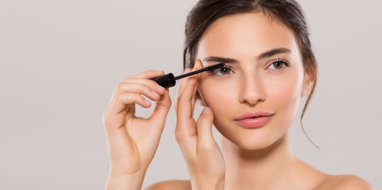 L'erreur make-up que l'on fait toutes avec un mascara