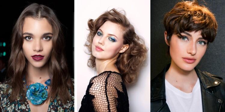 Défilés : les maquillages les plus stylés du printemps/été 2016