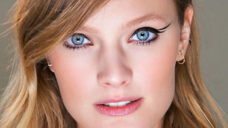 Liner graphique, le trait de maquillage à adopter (vidéo)