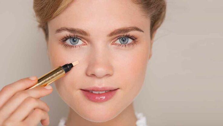 Make-up : comment bien camoufler ses cernes