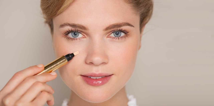 Make-up : comment bien camoufler ses cernes