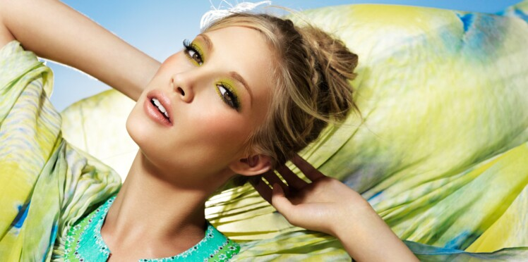 Make-up coloré, j'ose ou pas ?