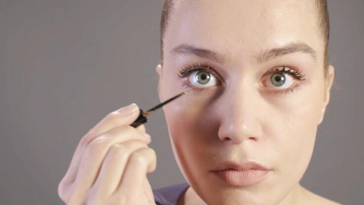 Tutoriel maquillage : le regard irisé (vidéo)