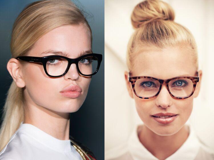 Bien maquillée avec mes lunettes   Femme Actuelle Le MAG c0d69992c69e