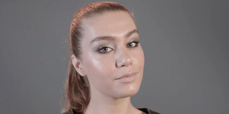 Tutoriel maquillage : le regard métallique (vidéo)