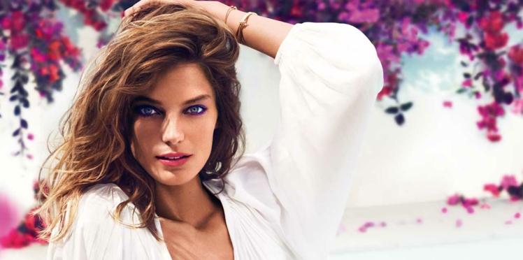 Regard violet : adoptez le maquillage de l'été