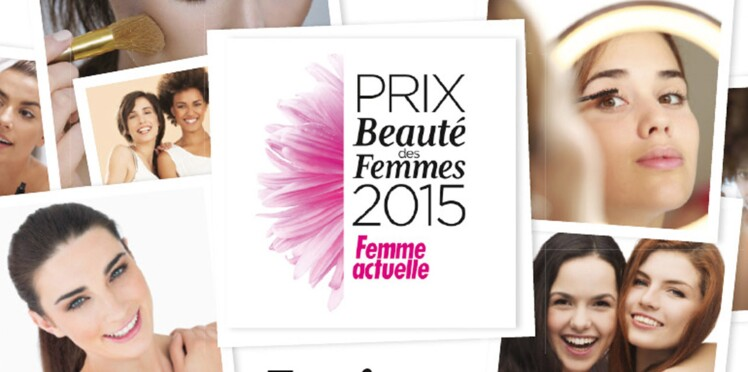 Prix de la Beauté des Femmes 2015 : les produits gagnants