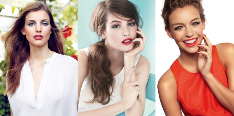 Décryptage : les maquillages du printemps/été 2015