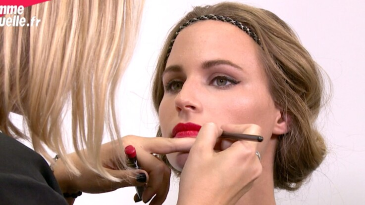 Un make-up glamour en 2 minutes (vidéo)