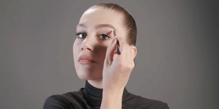 Tutoriel maquillage : les sourcils épais (vidéo)