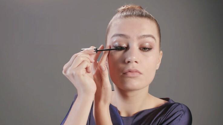 Tutoriel maquillage : le regard glossy (vidéo)