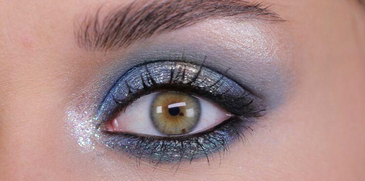 Un maquillage de fêtes selon la couleur de vos yeux