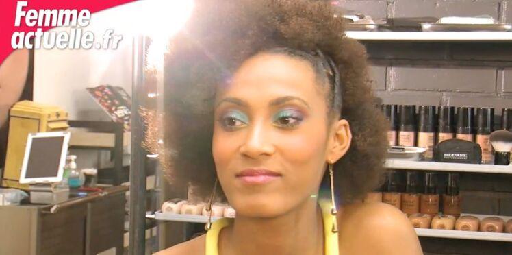 Le make-up bohème