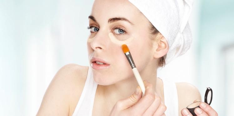L'erreur make-up à éviter quand on applique de l'anti cernes
