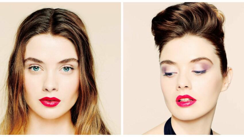 4 idées de make-up qui donnent de l'éclat