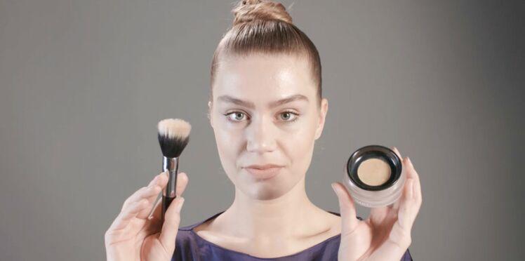 Tutoriel maquillage : le look naturel (vidéo)
