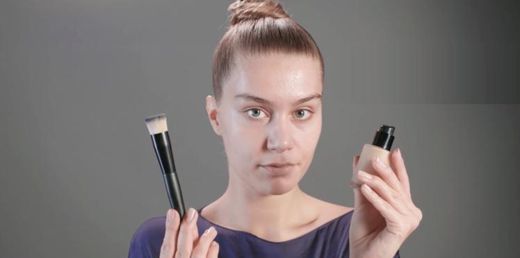 Tutoriel maquillage : comment appliquer son fond de teint ?