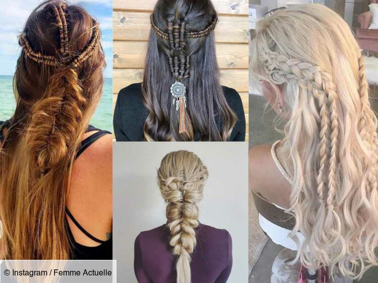 15 Coiffures Canons Inspirees De Game Of Thrones Reperees Sur Instagram Femme Actuelle Le Mag