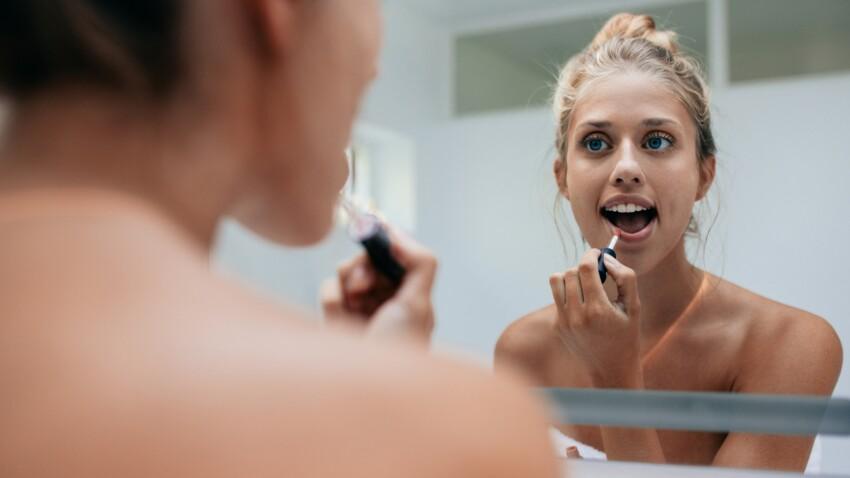 5 erreurs que l'on fait toutes quand on se maquille la bouche