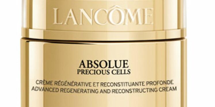 Lancôme lance une crème anti-âge aux cellules souches