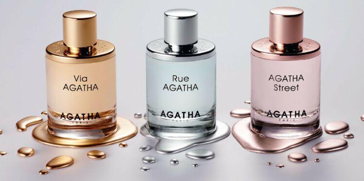 Agatha se met aux parfums !