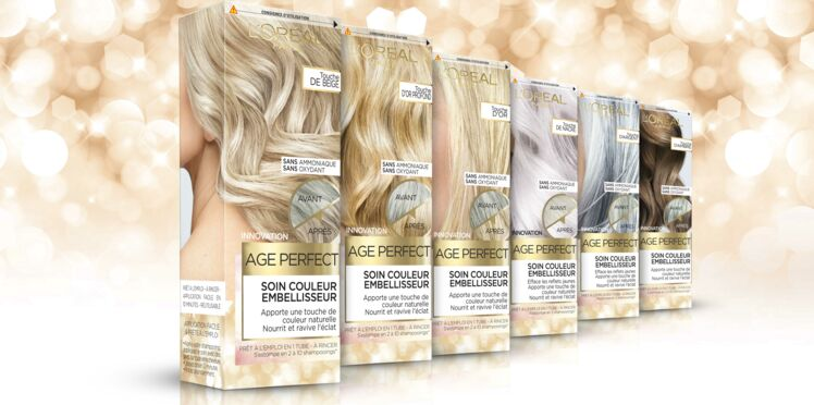 Age Perfect : la solution pour des cheveux blancs sublimes