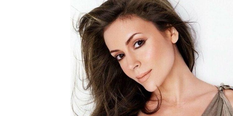 Alyssa Milano : l'héroïne de Charmed méconnaissable