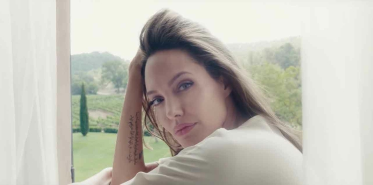 Angelina Jolie ouvre son château du Var pour Mon Guerlain