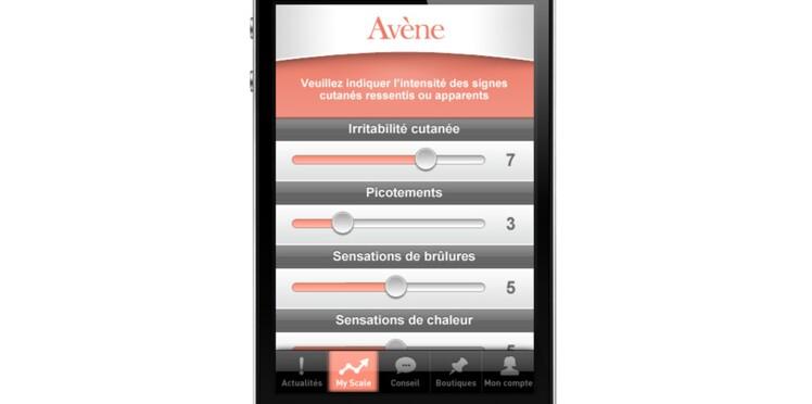 Avène lance Sensitive Scale une application pour évaluer la sensibilité de la peau