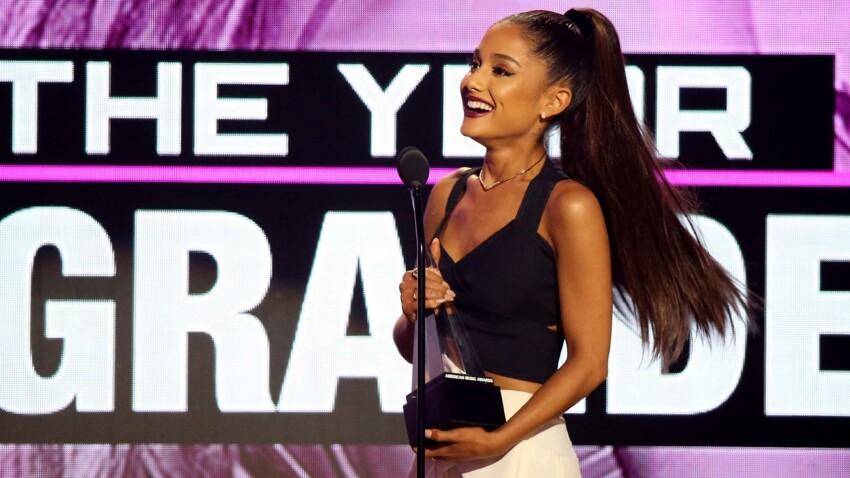 Ariana Grande s'est-elle vraiment teint les cheveux en rose ?