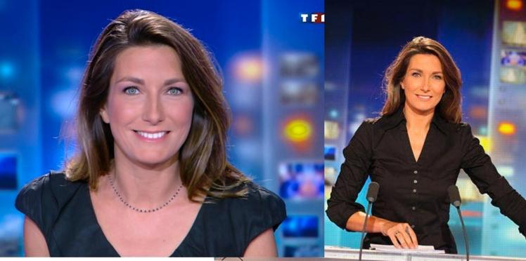 Anne-Claire Coudray, le profil beauté de la nouvelle star de TF1