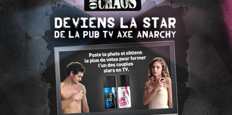 """Axe recherche les prochains ambassadeurs de sa campagne """"Axe Anarchy"""""""