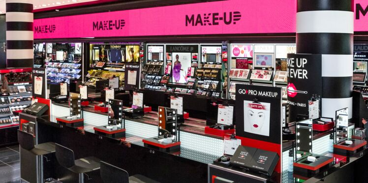 À tester : le bar des tendances make up